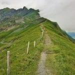 Hiking in the Jungfrau Swiss Alps