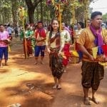 Khmer New Year 2020, Cambodia