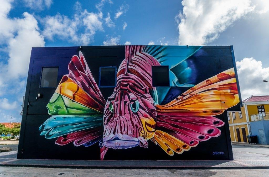 Aruba : Caribbean Street Art Capital