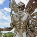 Mothman Festival 2019, West Virginia, USA