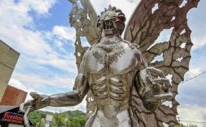 Mothman Festival, USA
