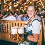 Oktoberfest Munich 2021, Germany