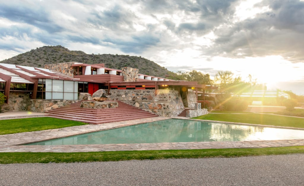 Taliesin West_Photo Credit Jill Richards