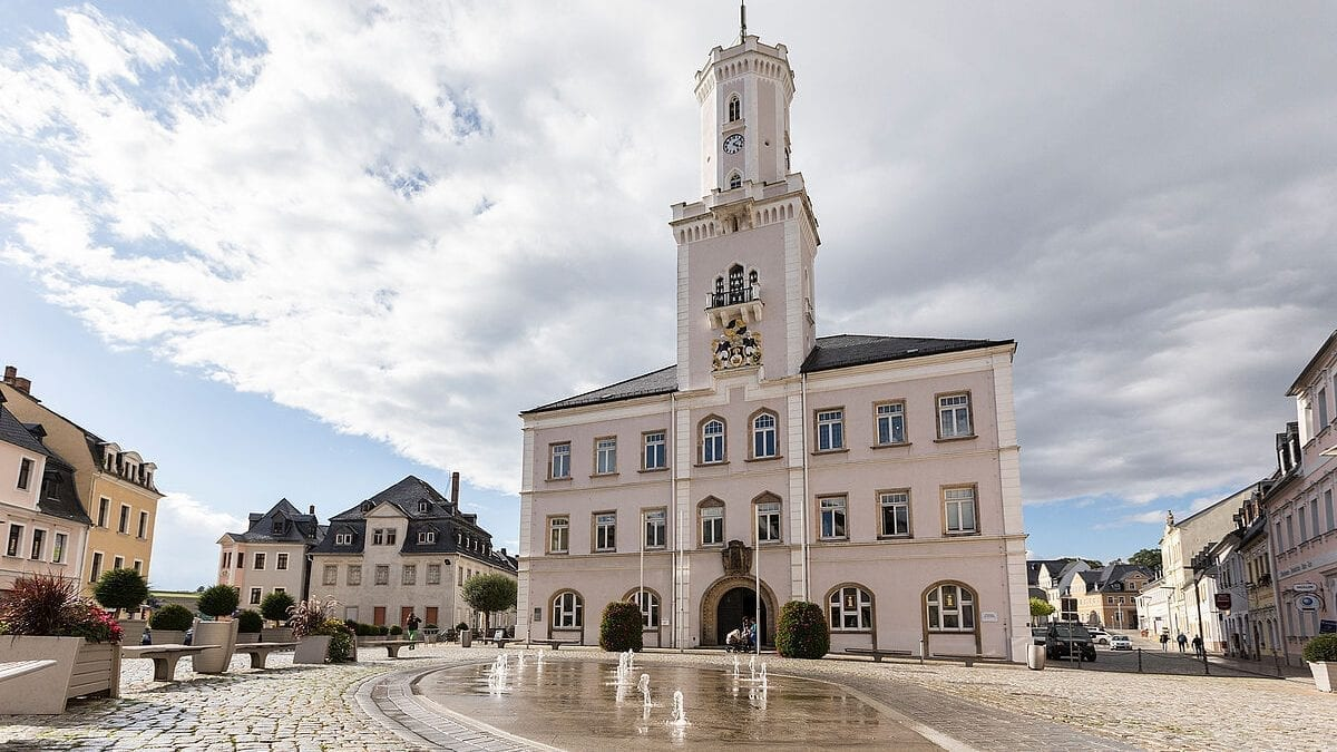 New Unesco World Heritage in Saxony