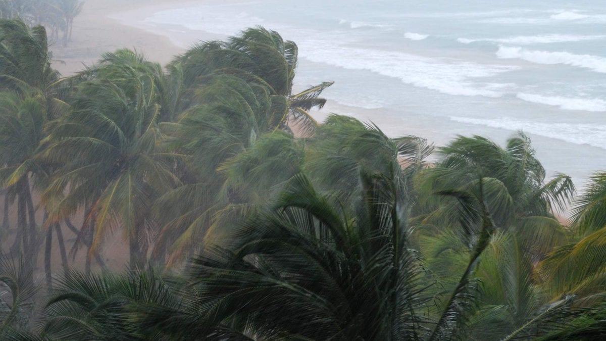 Hurricane Dorian Strikes Bahamas