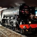 When Flying Scotsman Meets Northern Belle