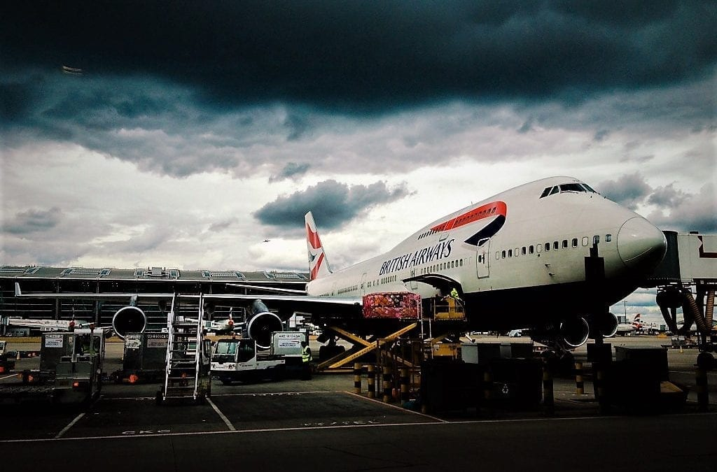 BA Strike Grounds All Airline's Flights