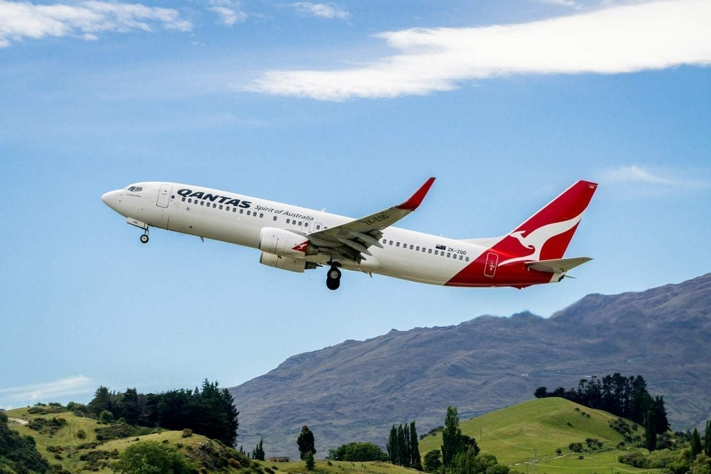 Qantas Sydney to London Flights
