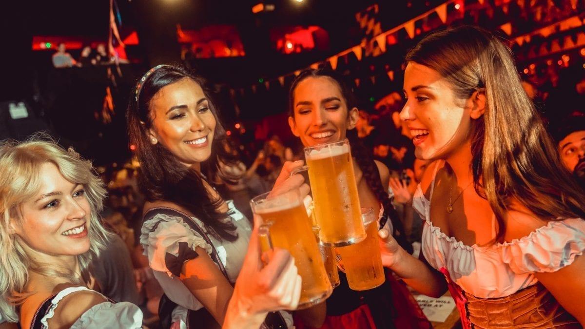 Brixton Hosts Oktoberfest South London