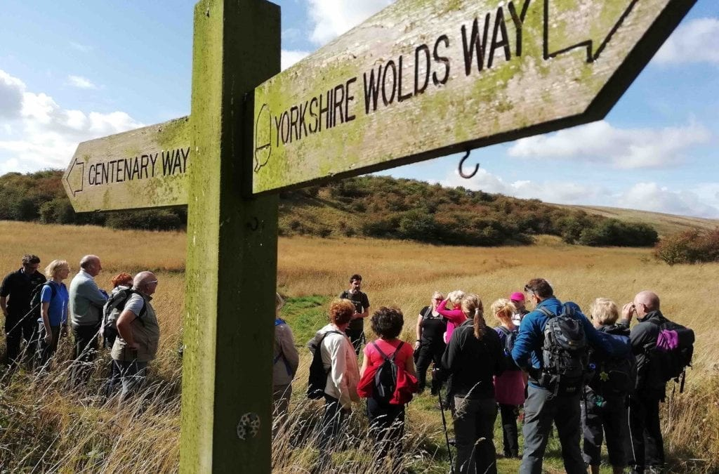 Celebrate the Yorkshire Wolds Outdoors Festival