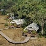 Cardamom Tented Camp Green Destination Award