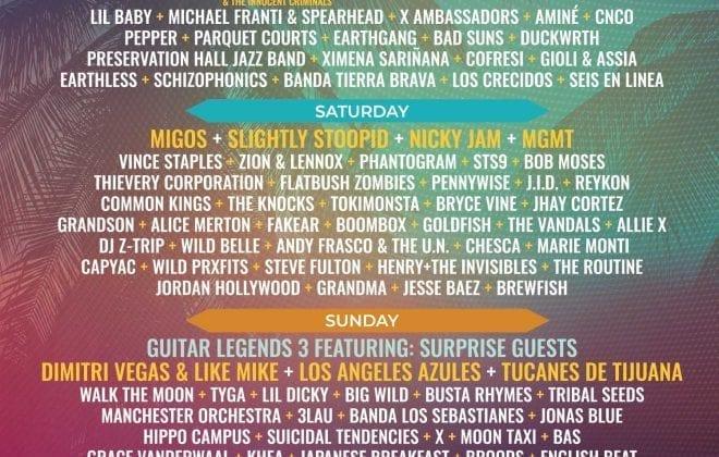 Wonderfront Music and Arts Festival