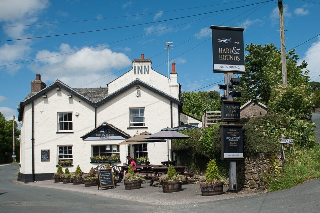 Hare and Hounds Cumbria