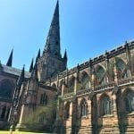 Lichfield Cathedral & National Memorial Arboretum