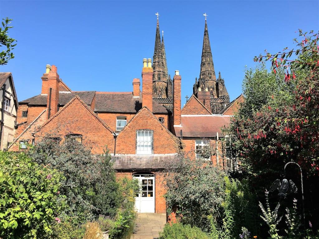 Erasmus Darwin House Lichfield
