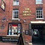 King's Head Lichfieldac
