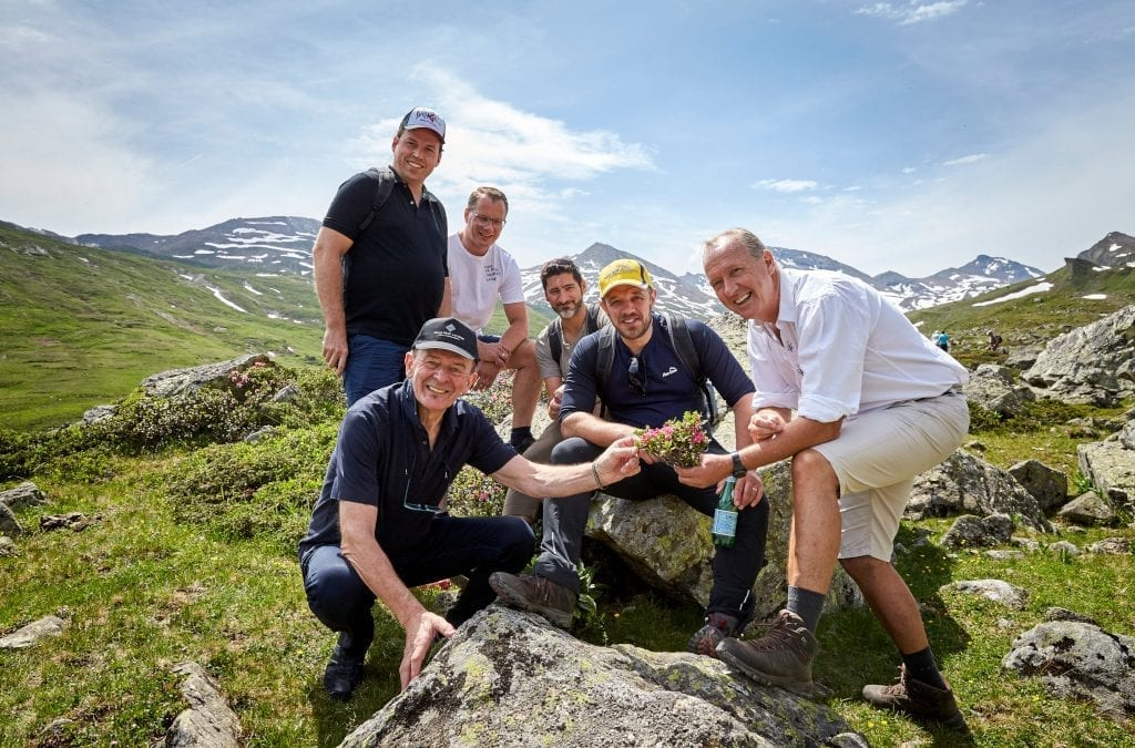 Jakobsweg Ischgl Michelin Stars in the Alps