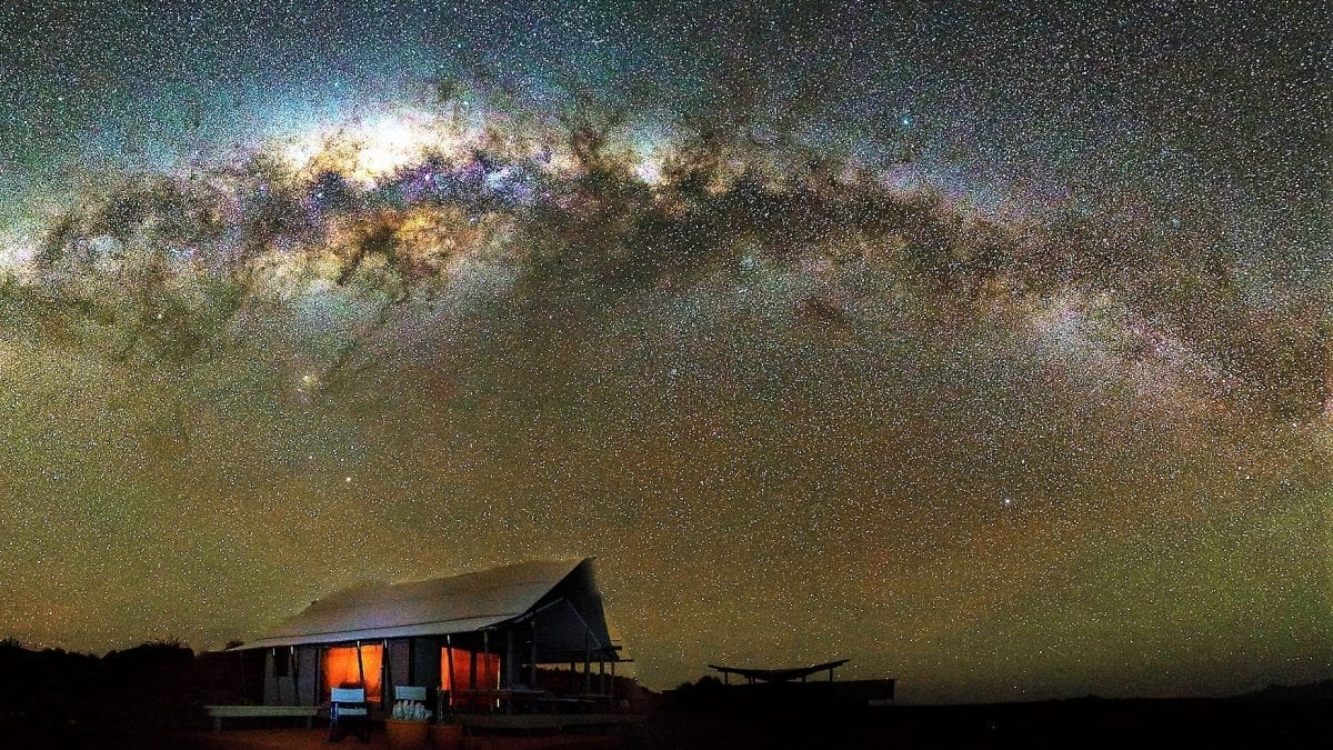Namibia: International Dark Sky Reserve