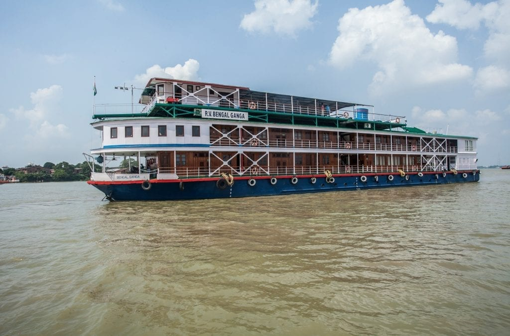 New Ganges Cruise and Jungle Book Tour