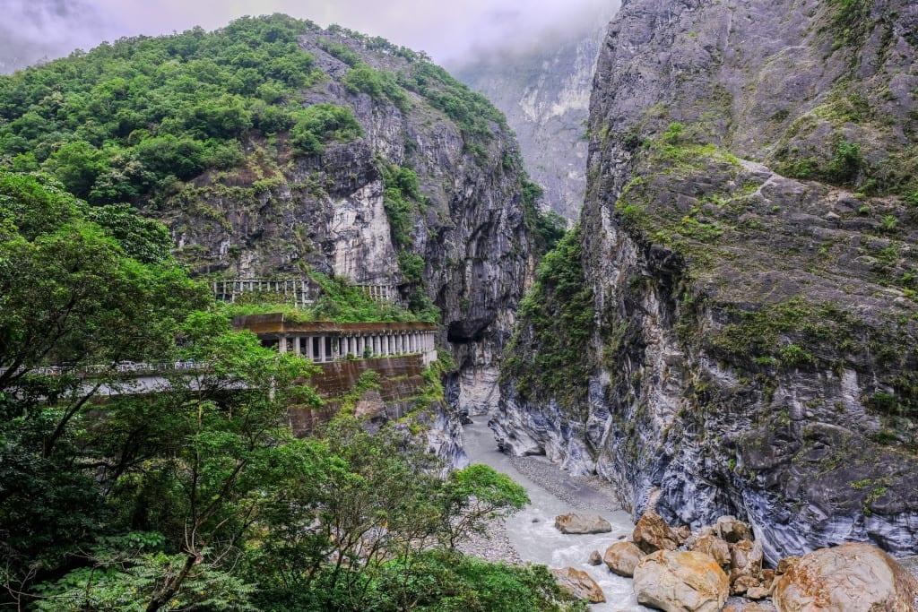 Spectacular Taroko Gorge Taiwan