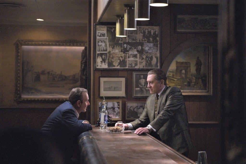 The Irishman, BFI London Film Festival