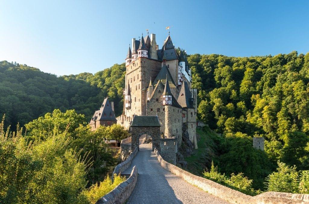 Autumn in Romantic Rhineland-Palatinate