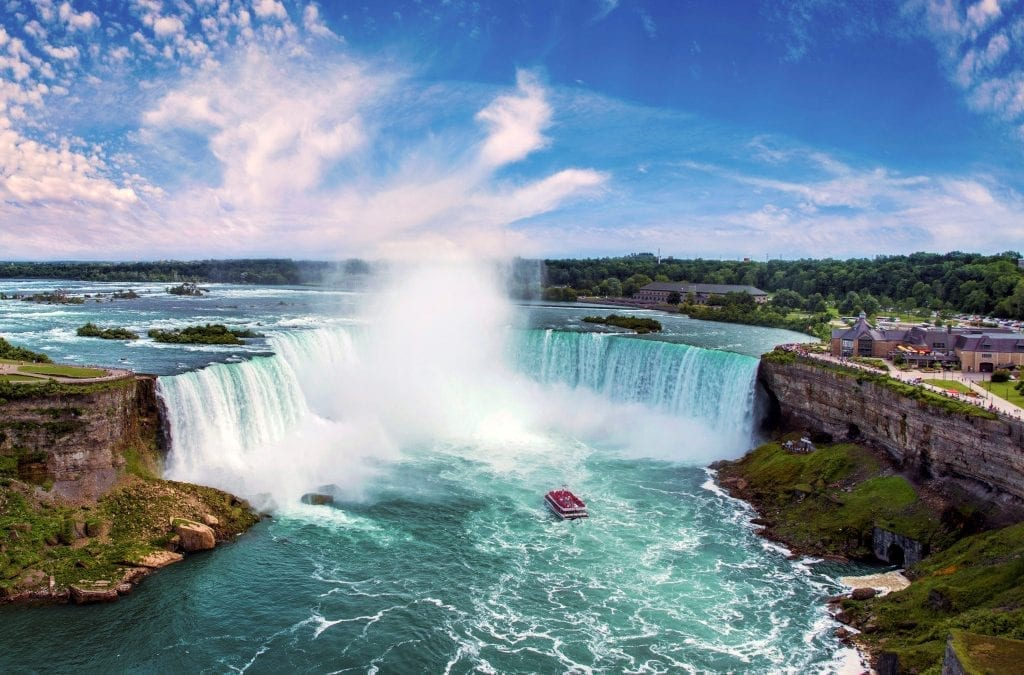 The Glorious Oddity of Niagara Falls