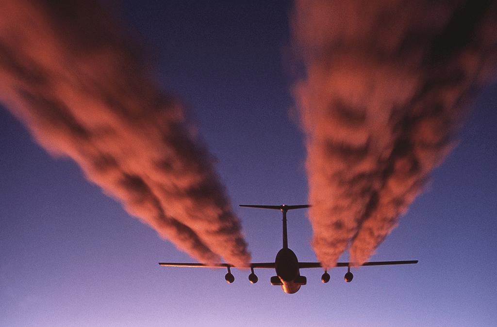 Trains vs Planes: Carbon Emissions Split in Figures