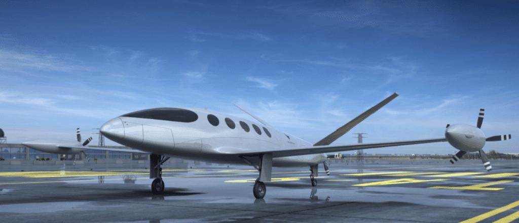Eviation electric plane
