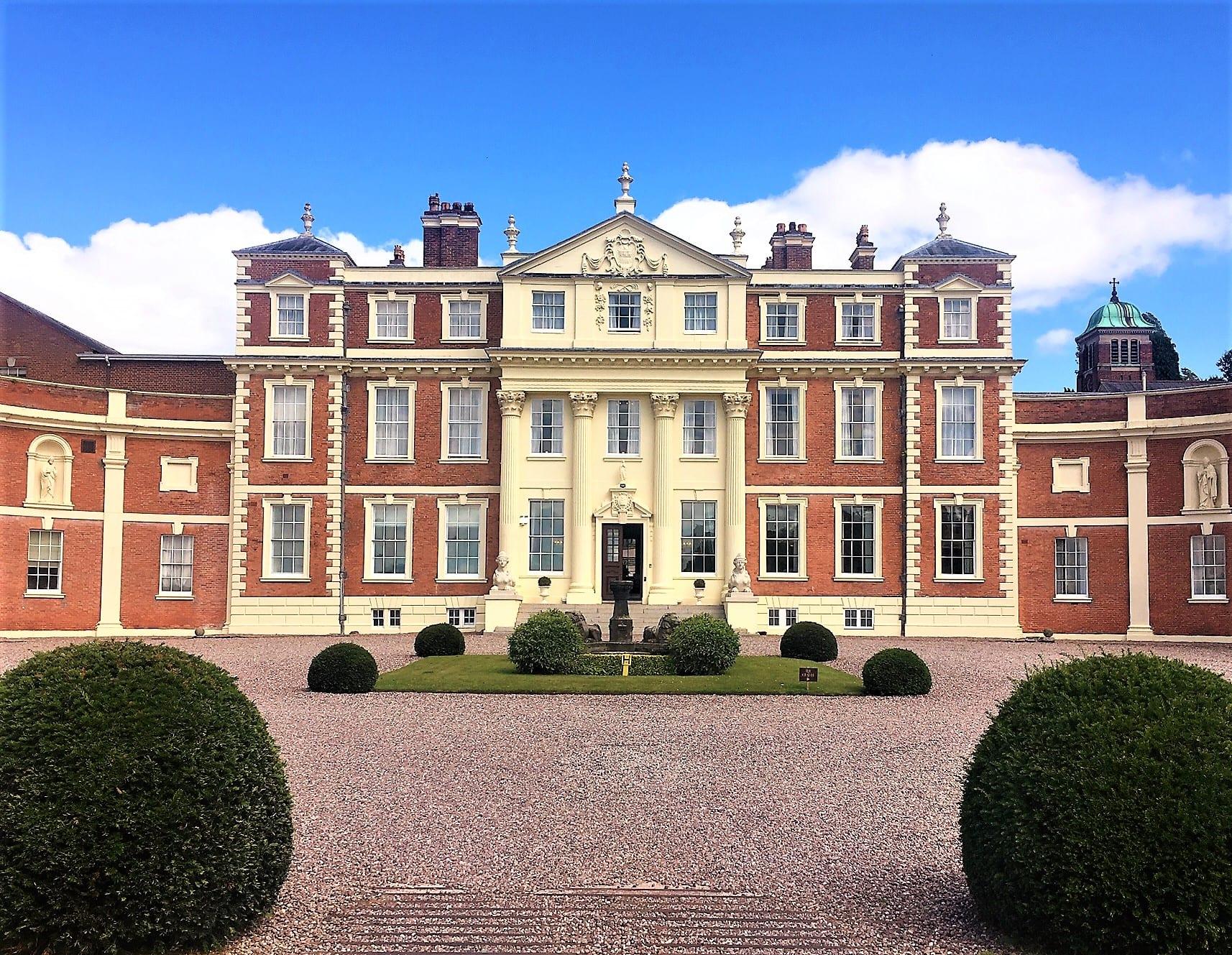 Hawkstone hall Luxury Christmas Hotel Breaks