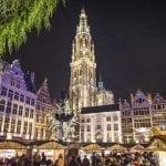 Antwerp Christmas Market 2019, Belgium