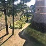 Loire Valley chateaux Château d'Angers