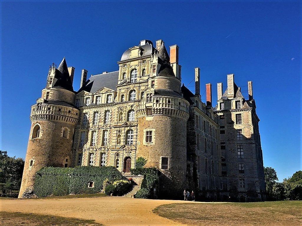 Loire Valley chateaux Château de Brissac
