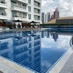 Swimming Pool, Shama Lakeview Asoke Bangkok