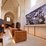 Modern and Classical at Fontevraud Abbey