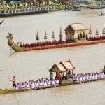 Royal Barge Procession 2019, Bangkok, Thailand
