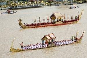 Royal Barge Procession, Thailand
