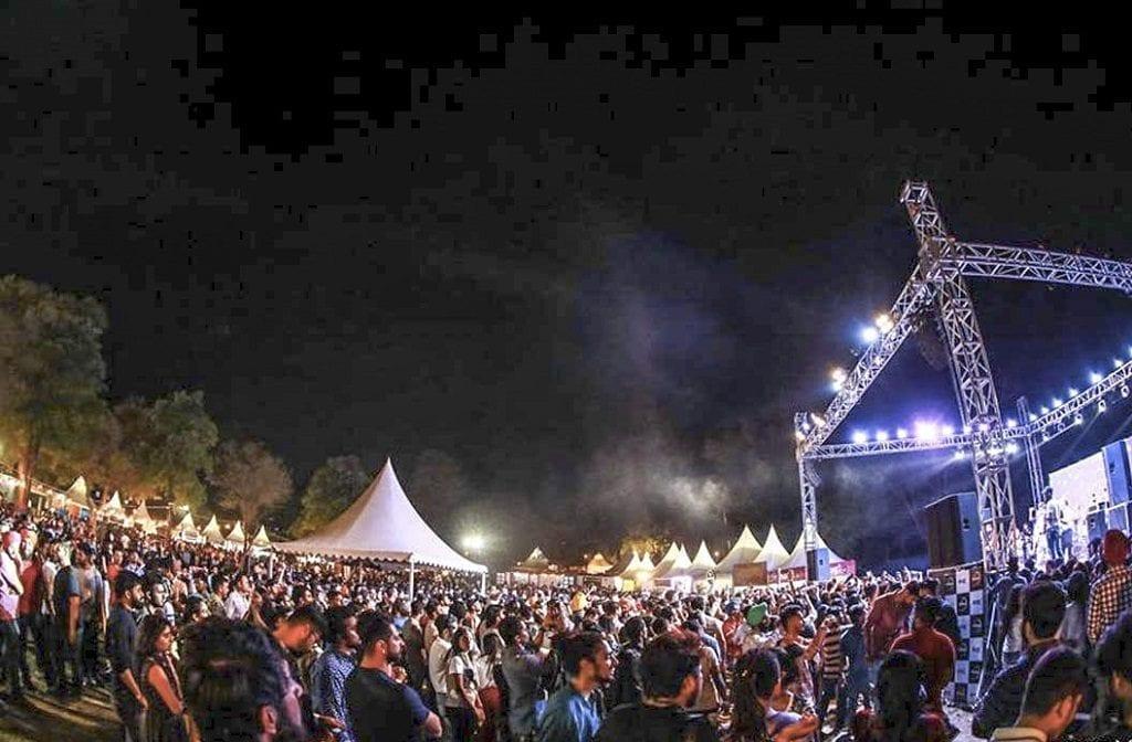 The Grub Fest, India
