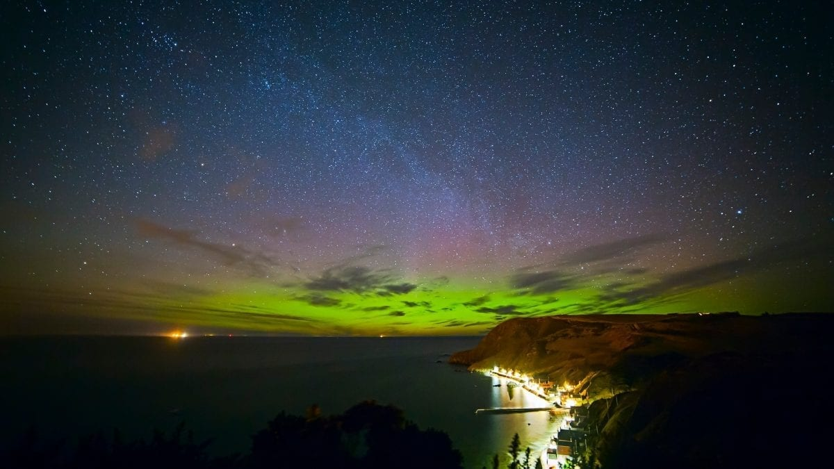Head to Scotland for the Northern Lights