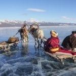 Khövsgöl Ice Festival 2020, Mongolia