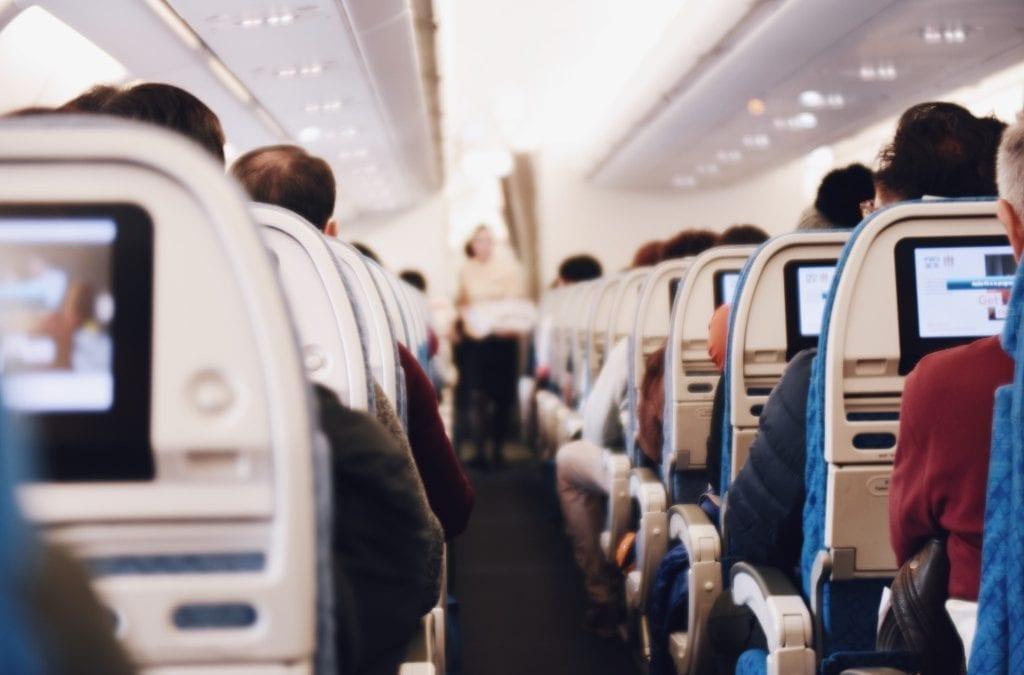 Preparing for a Long Flight : Plan Ahead