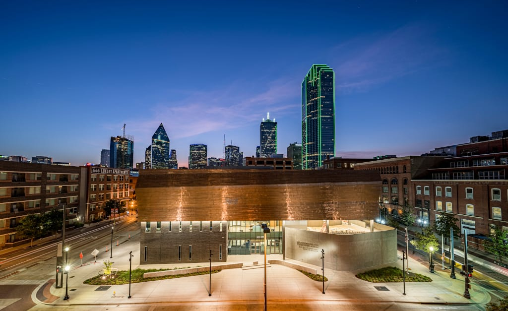 Dallas Holocaust and Human Rights Museum