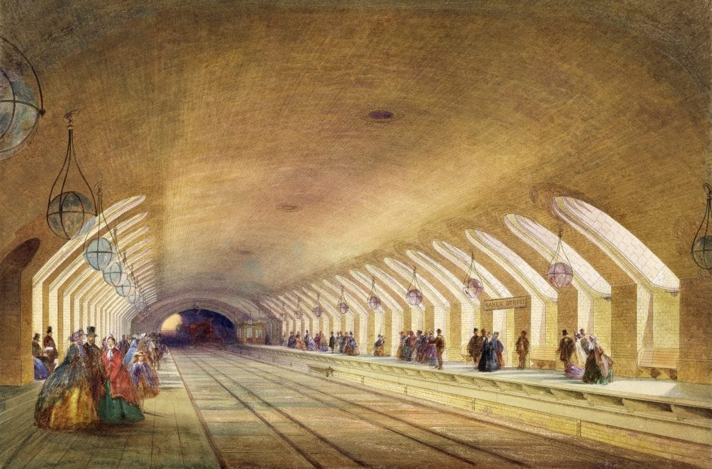 London Underground : The Story of the Tube