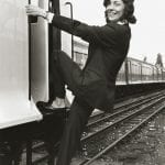 Hannah Dadds, the first woman driver on the Tube
