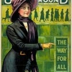 'The Way for All' by Alfred France, 1911.