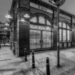 Kilburn Park station on the Bakerloo extension, opened in 1915.