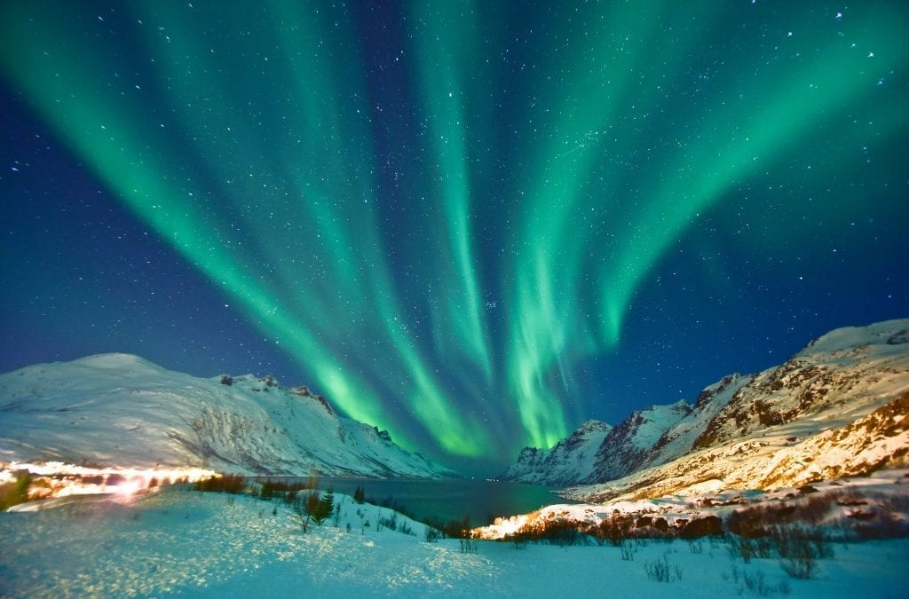 New Aurora Adventures from Discover the World