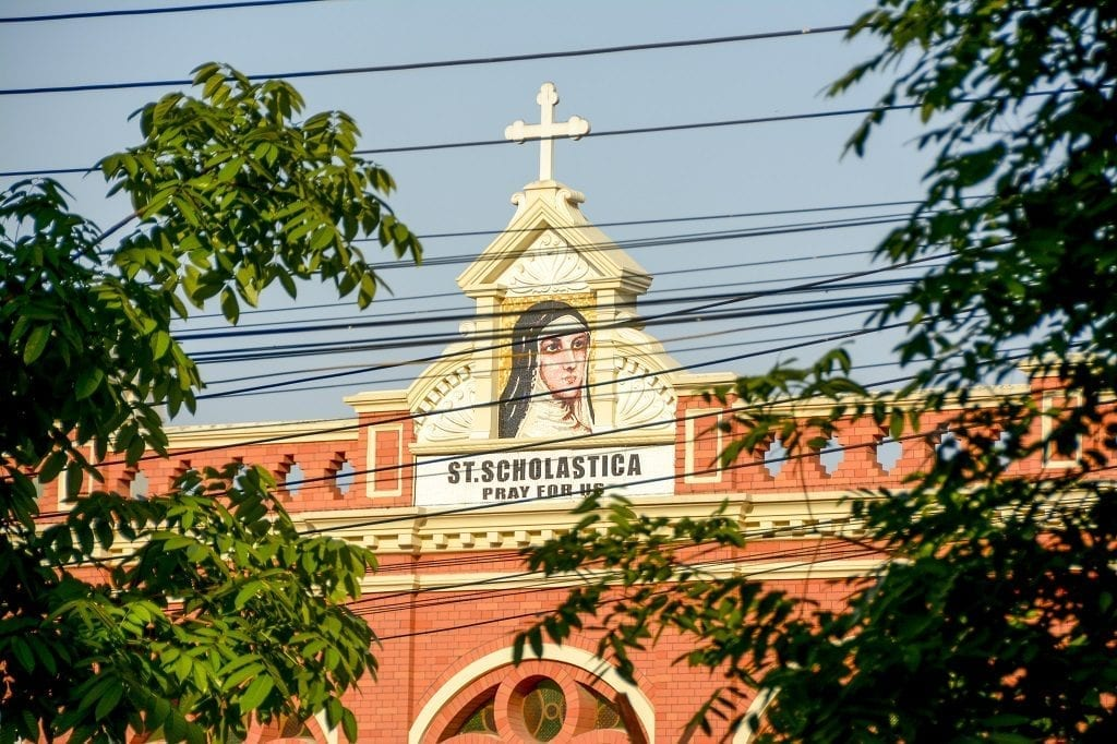 St. Scholastica's Girls' School & College, Chittagong