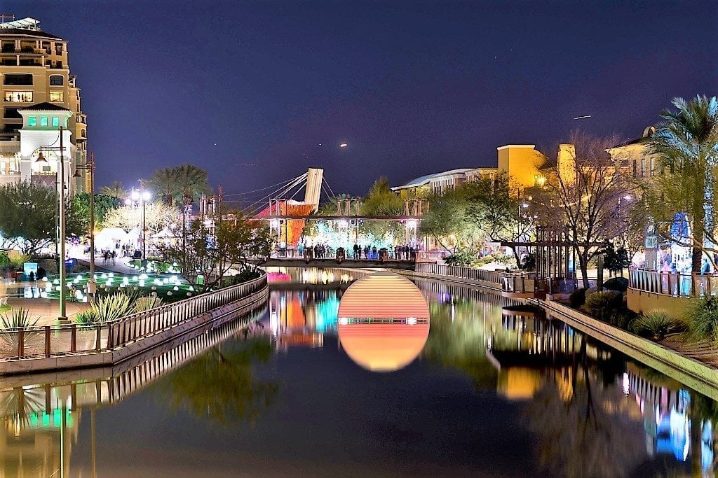 Canal Convergence Scottsdale