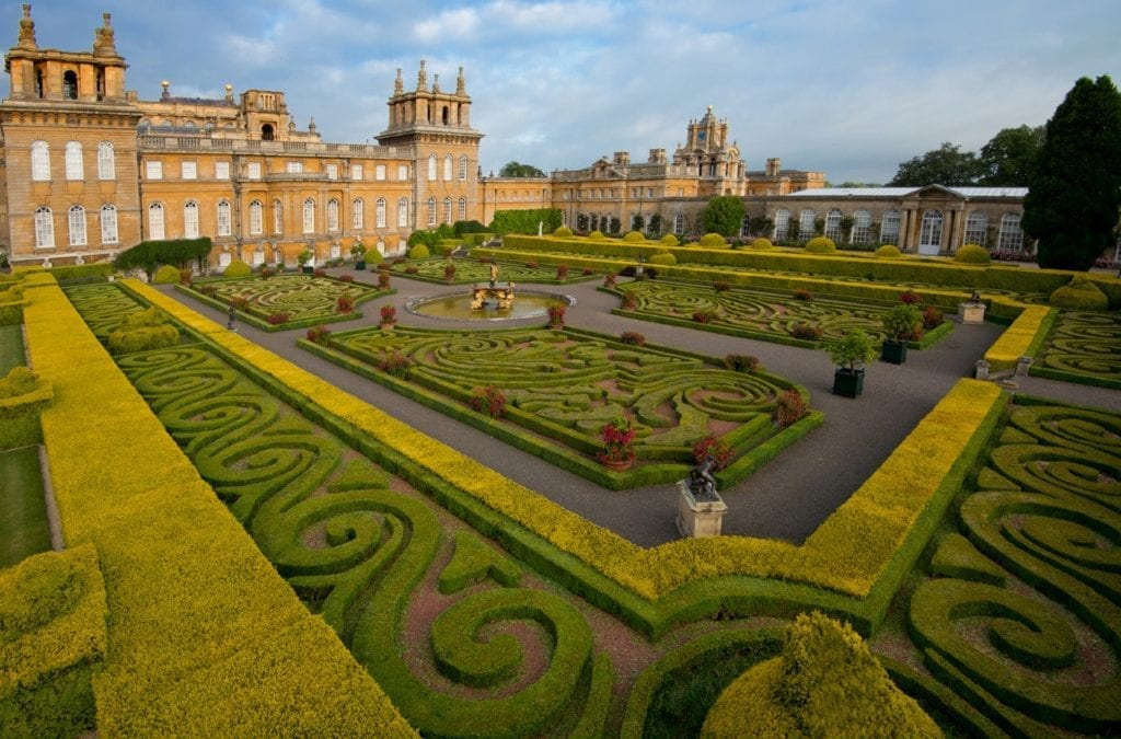 Blenheim Palace Reopens to Visitors